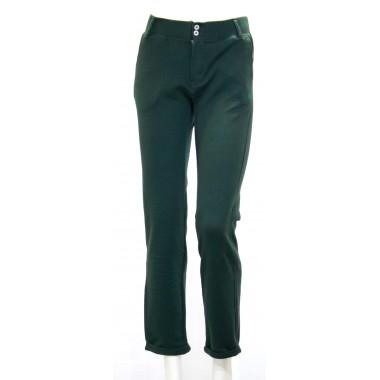Champion pantalone elasticizzato donna con tasca e lampo - (A/I)
