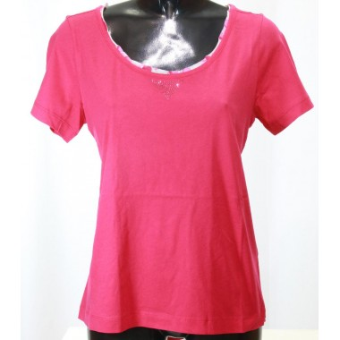 Champion t-shirt donna Easy manica corta - (P/E)