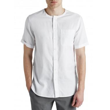 Jack&jones camicia mezza manica collo alla coreana mod. AIDEM - (P/E)