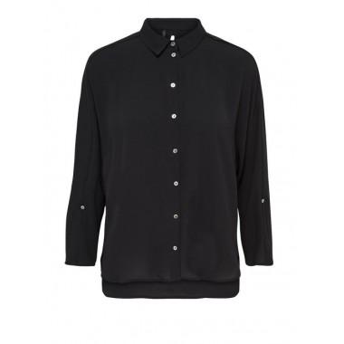 Only camicia manica 3/4 crepe modello Nova - (P/E)