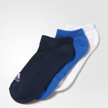 Adidas 3 paia di calze invisibile alte - (A/I)