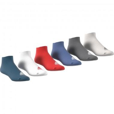 adidas calze basse 6pp modello per no-sh t - (P/E)