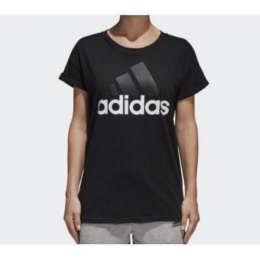 adidas t-shirt essentials linear loose - (P/E)