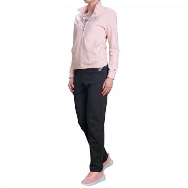 lotto tuta zip lunga  pantalone dritto - (P/E)