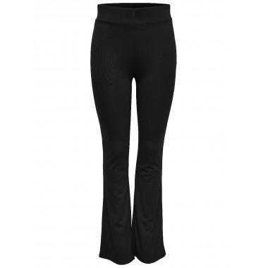 pantalone a zampa modello onlbonnie flaired - (P/E)