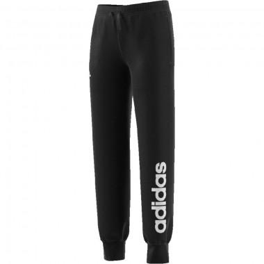adidas pantalone felpa polsino con scritta mod yg linear - (A/I)