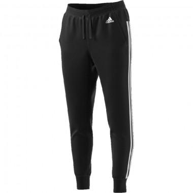 adidas pantalone felpa con polsino  mod: ess 3s tap - (A/I)