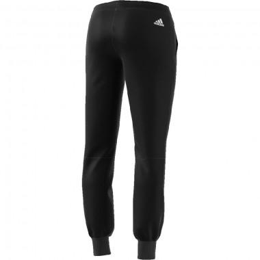 adidas pantalone felpa con polsino  mod: ess lin - (A/I)