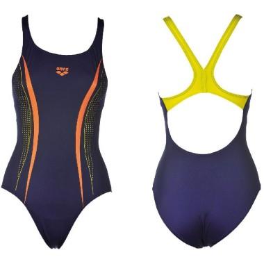 arena costume donna intero piscina mod sharp - (A/I)