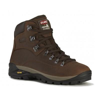 olang scarpe trakking in pelle york idro - (A/I)
