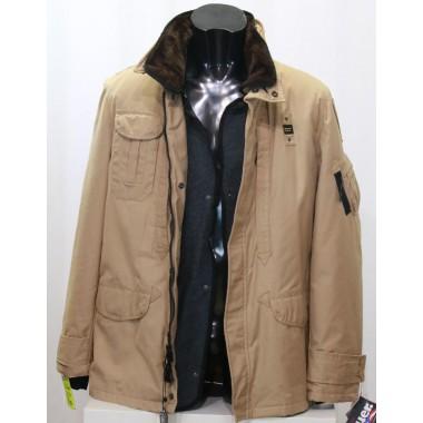 Blauer giaccone in cordura con imbottitura staccabile - (A/I)
