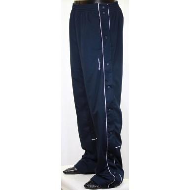 Champion pantaloni acetato chiuso lateralmente con bottoni - (A/I)