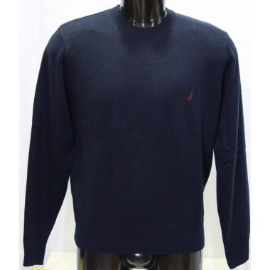 Maglia giro collo in lana - (A/I)