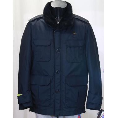 Blauer giaccone medio con interno staccabile - (A/I)