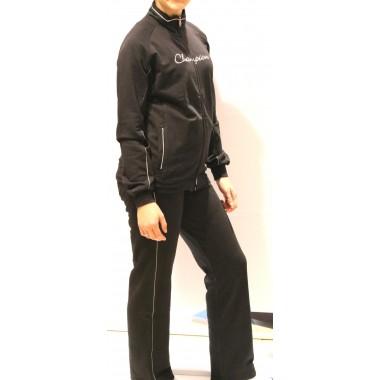 Champion tuta zip lunga con pantalone dritto - (A/I)