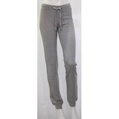 Champion pantalone felpa elasticizzato donna con polsino - (A/I)