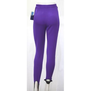 Pantalone elesticizzato in tessuto ipermeabile Mc Ross - (A/I)