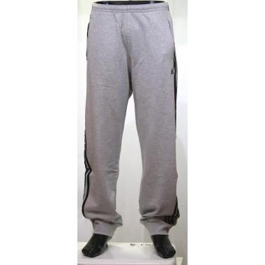 Panatlone felpa con tre strisce Adidas - (P/E)