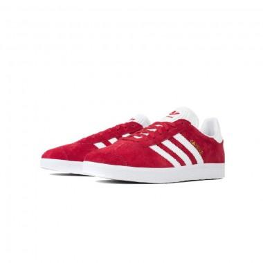 Adidas Gazelle rossa