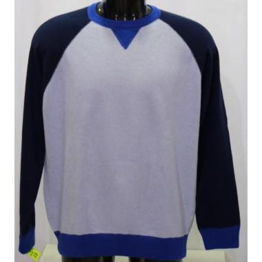 Wool& co  maglia giro collo in lana
